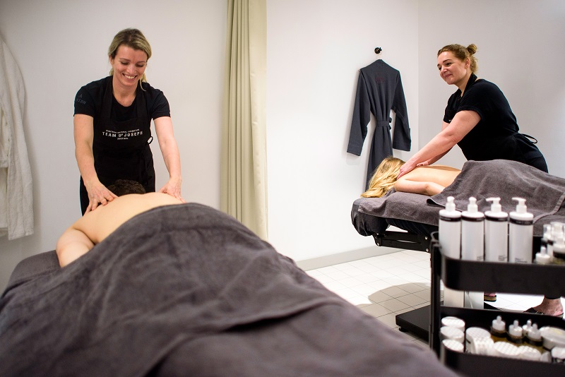 Vivacious Eco City Spa Massage Maastricht